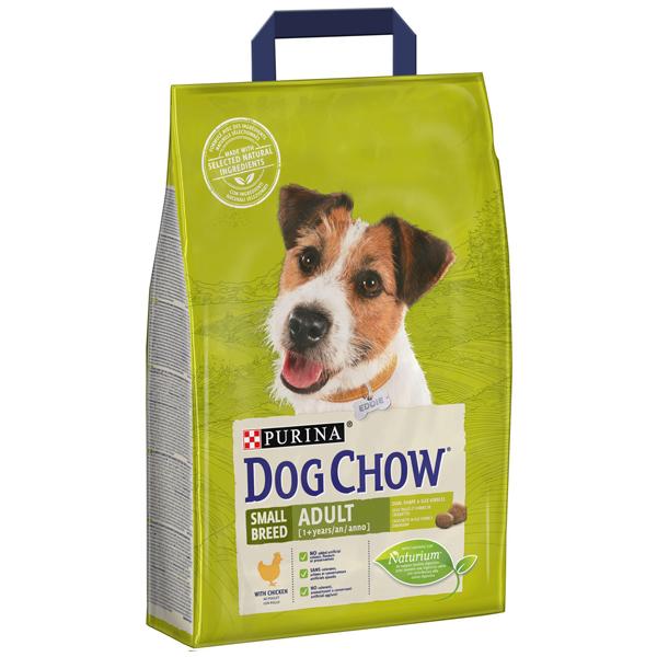 Сухой корм Dog chow Adult для взрослых собак от 1 года до 5 лет с курицей 14 кг