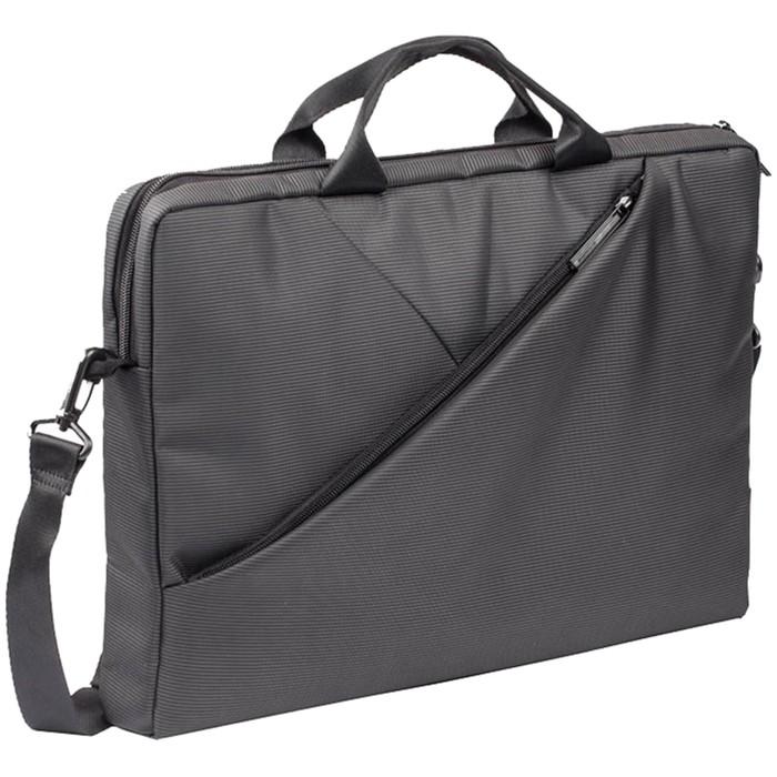 """Сумка для ноутбука 15,6"""" RivaCase 8730 41*31,5*5см, полиэстер, серый"""