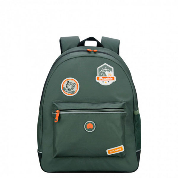 Школьный рюкзак Delsey School 2018 Backpack Khaki
