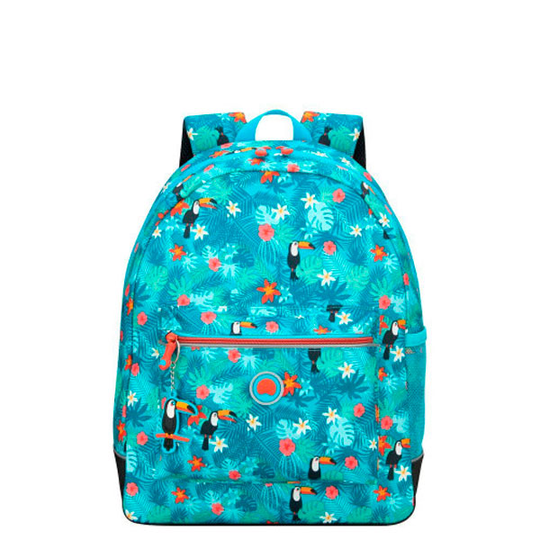 Школьный рюкзак Delsey School 2018 Backpack Turquoise