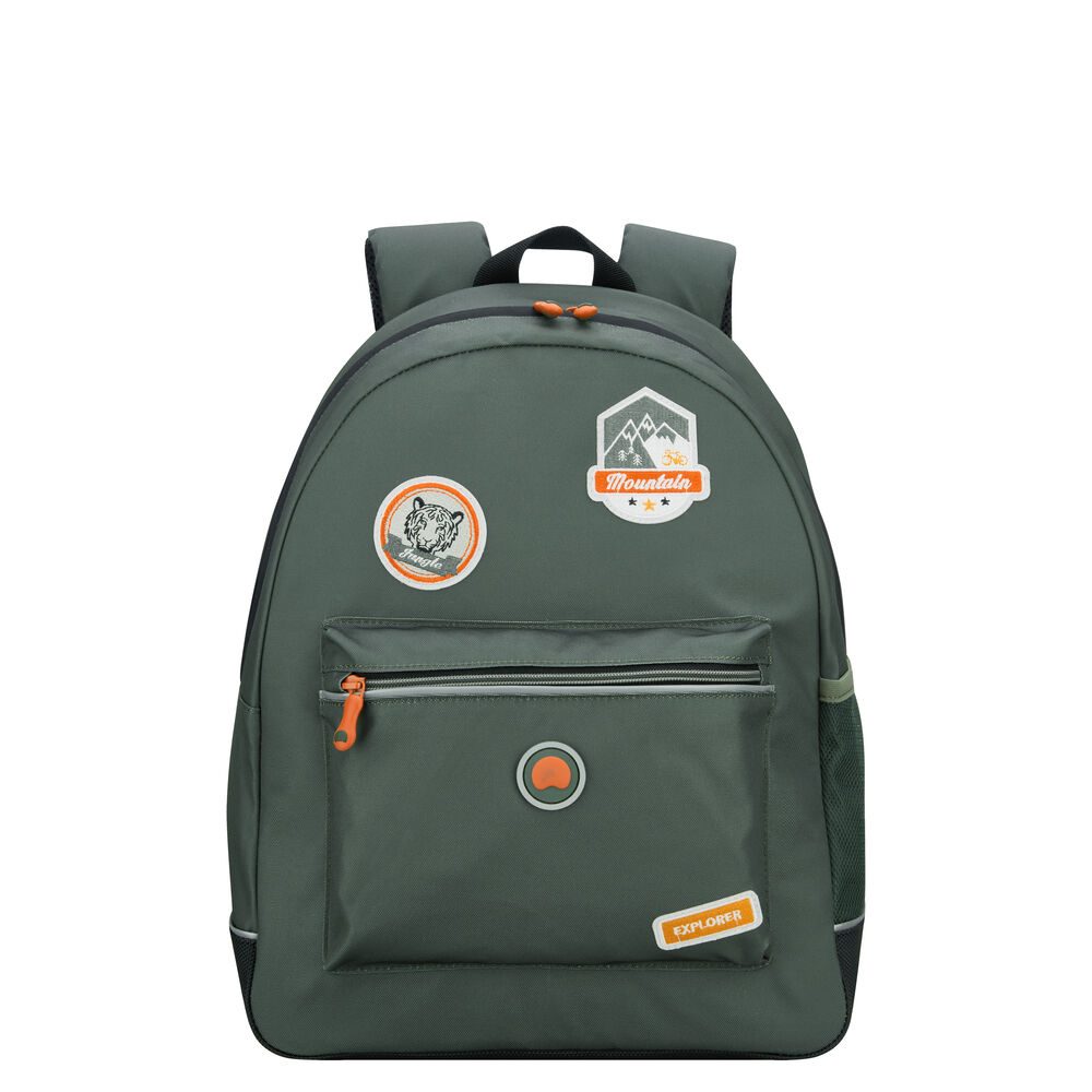 Школьный рюкзак Delsey School 2018 1-CPT Khaki