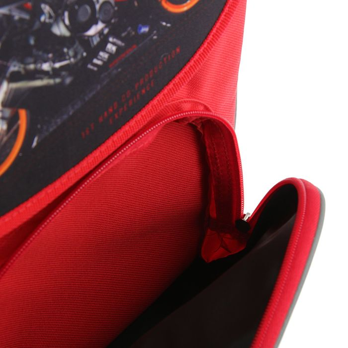 Ранец Стандарт Limpopo Premium box 35x28x16 см, эргономичная спинка Moto