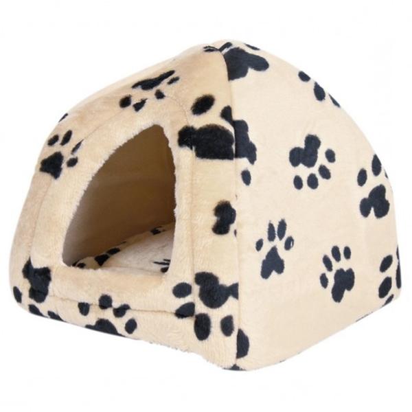 Спальный домик Trixie для кошек и мелких пород собак, бежевый