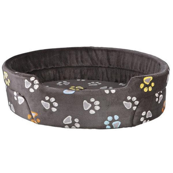 Лежак Trixie Jimmy для собак, коричневый 55x45 см