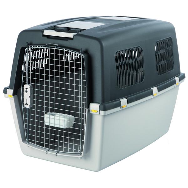 Транспортировочный бокс Trixie Для мелких и средних пород собак Гулливер 5