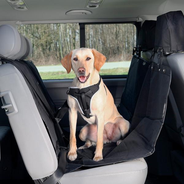 Защитный чехол Trixie На задние сиденья в автомобиль (145x160см)
