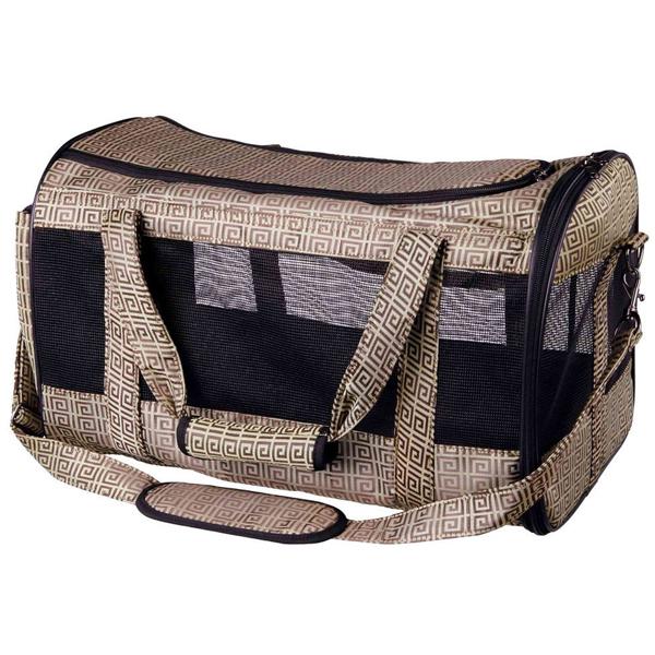 Транспортировочная сумка Trixie Для кошек и мелких пород собак Malinda (27x30x50см)