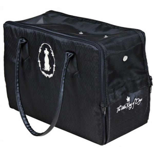Сумка-переноска Trixie для кошек и собак до 5 кг (Черная)