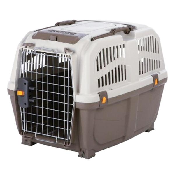 Транспортировочный бокс Trixie Для мелких и средних пород собак Skudo 4