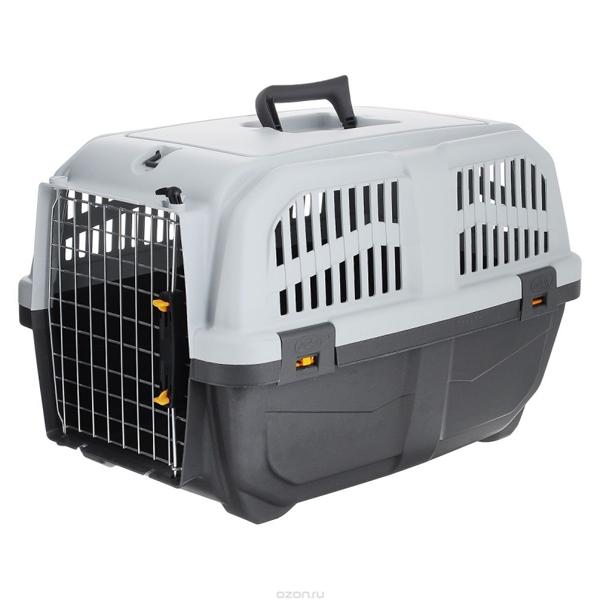 Транспортировочный бокс Trixie Для кошек и мелких пород собак Skudo 3