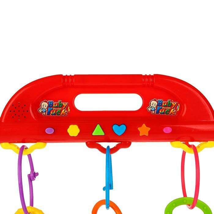 """Игровой развивающий центр с погремушками """"Детский"""""""