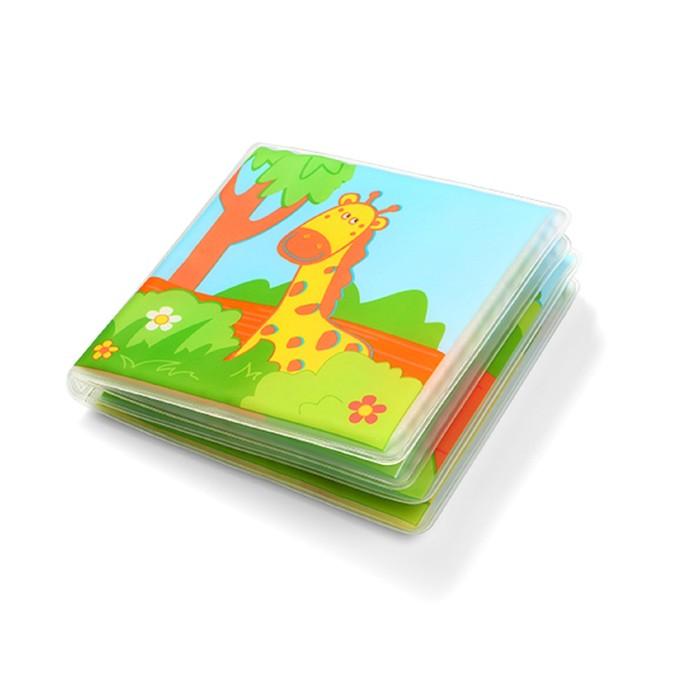 Книжка для купания BabyOno Wild Animals