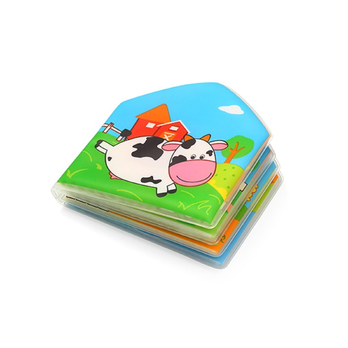 Книжка для купания BabyOno Country Animals