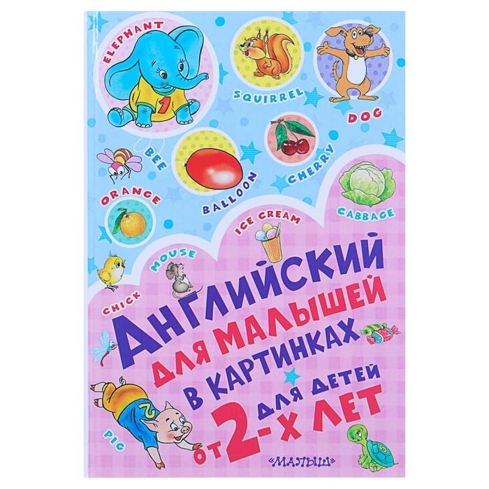Английский для малышей в картинках. Чукавина И. А., Гордиенко Н. И.