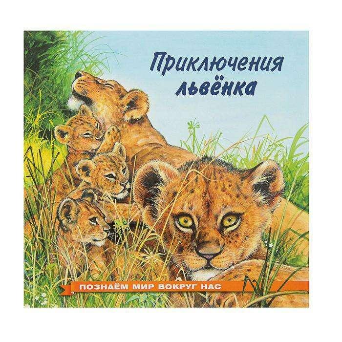 Приключения львёнка. Гурина И. В.
