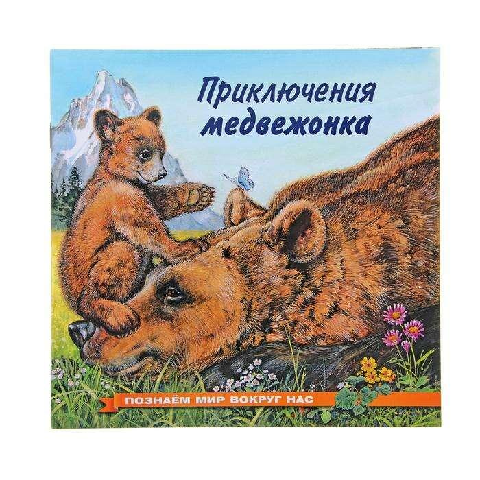 Приключения медвежонка. Гурина И. В.
