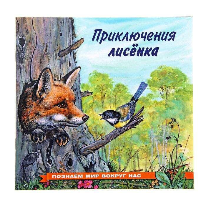 Приключения лисёнка. Гурина И. В.