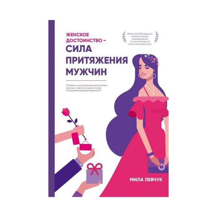 Женское достоинство — сила притяжения мужчин. Левчук М.