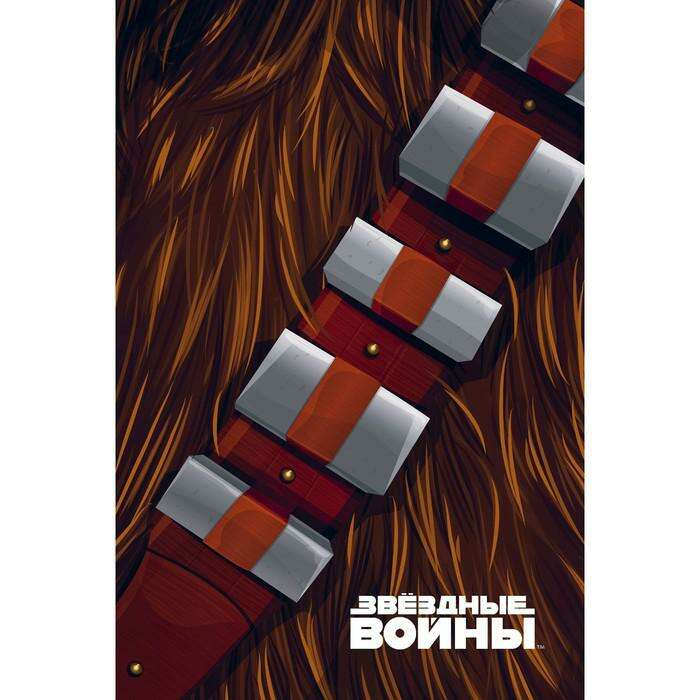 Блокнот «Звёздные Войны. Чубакка» Чубакка