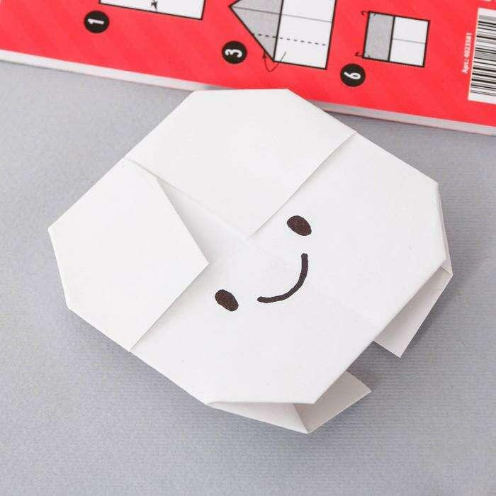 """Блокнот - оригами """"Идеальный парень"""""""