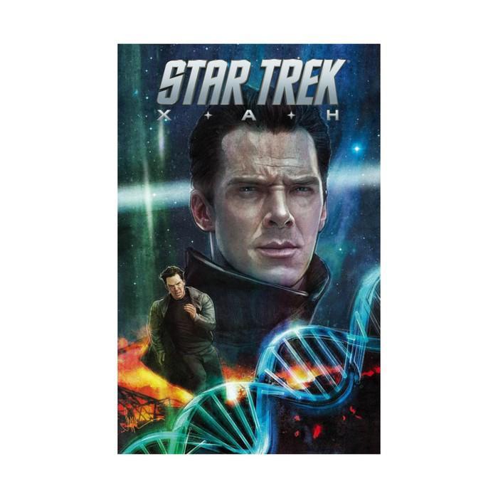 КомФантВс. Star Trek: Хан. Джонсон М.