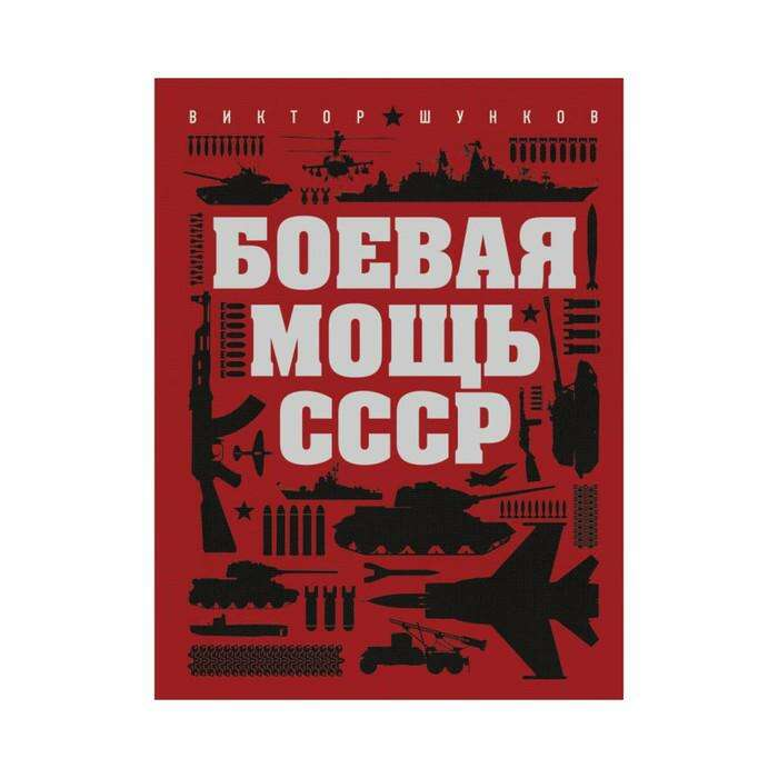 ПИОруж. Боевая мощь СССР. Шунков В.