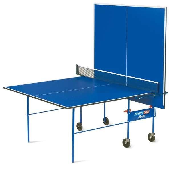 Стол теннисный Start Line Olympic с сеткой (6021)