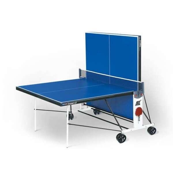 Стол теннисный Start Line Compact LX (2) с сеткой (6042-1)