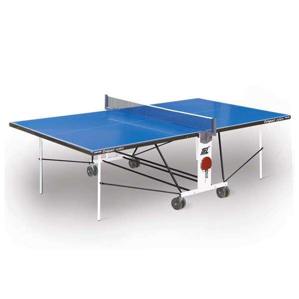 Стол теннисный Start Line Compact Outdoor-2 LX с сеткой (6044)