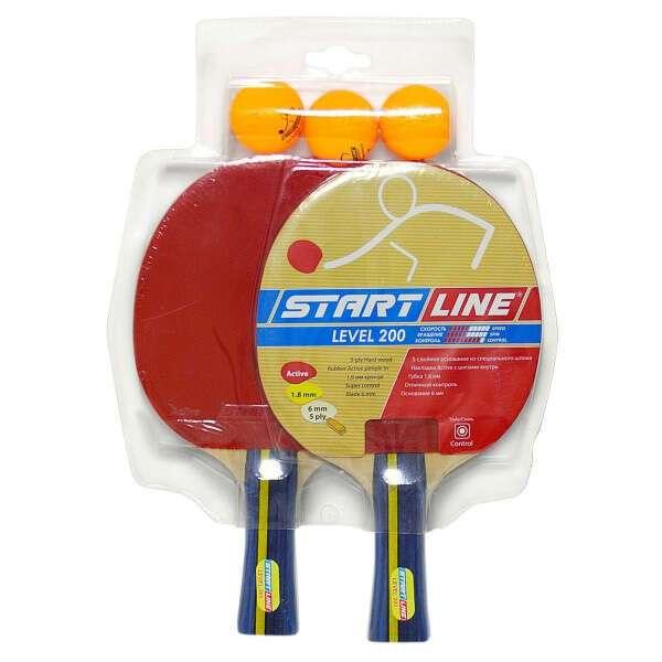 Теннисный набор Start Line Level 200 2/3