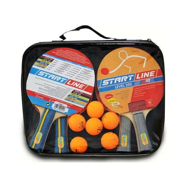 Теннисный набор Start Line Level 200 4/6