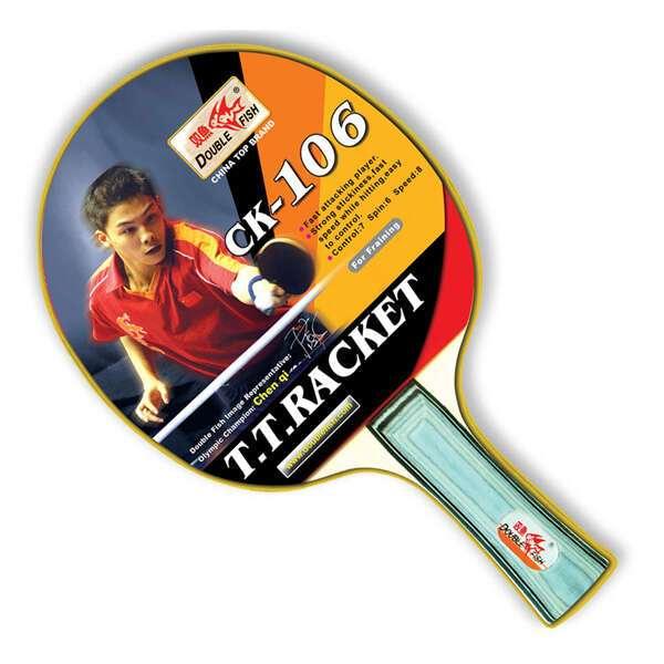 Ракетка для настольного тенниса Double Fish СК-106