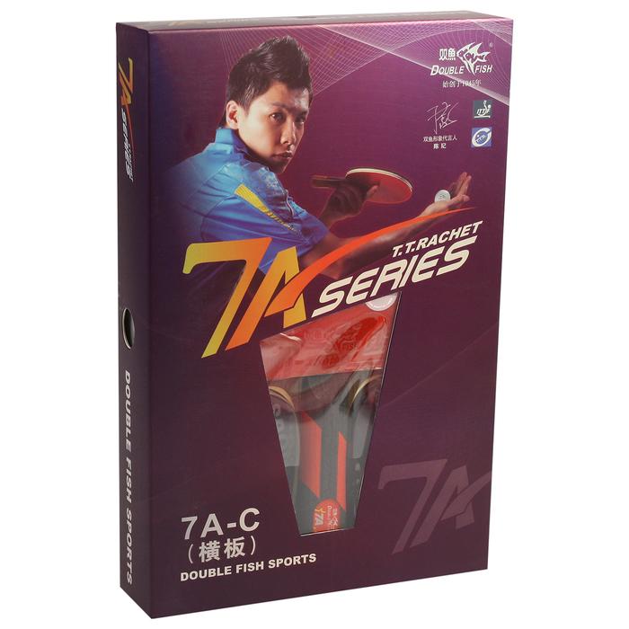 Ракетка для настольного тенниса Double Fish (7A-C серия)
