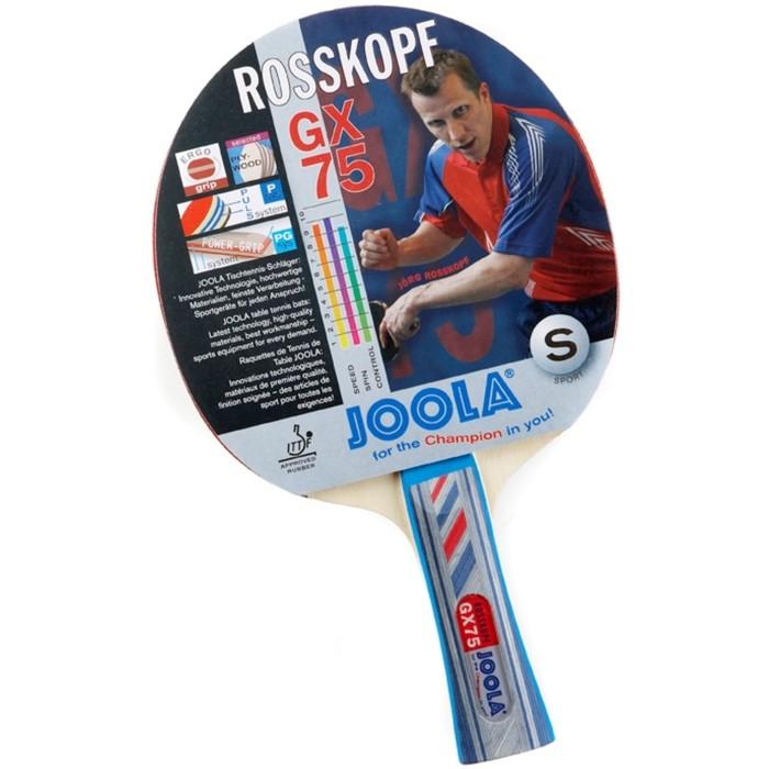 Ракетка для настольного тенниса TT-BAT ROSSKOPF GX 75