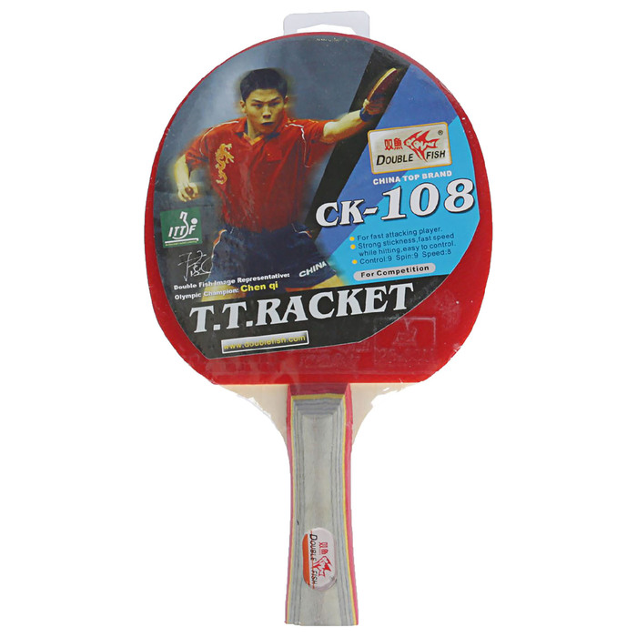 Ракетка для настольного тенниса  Double Fish (108)