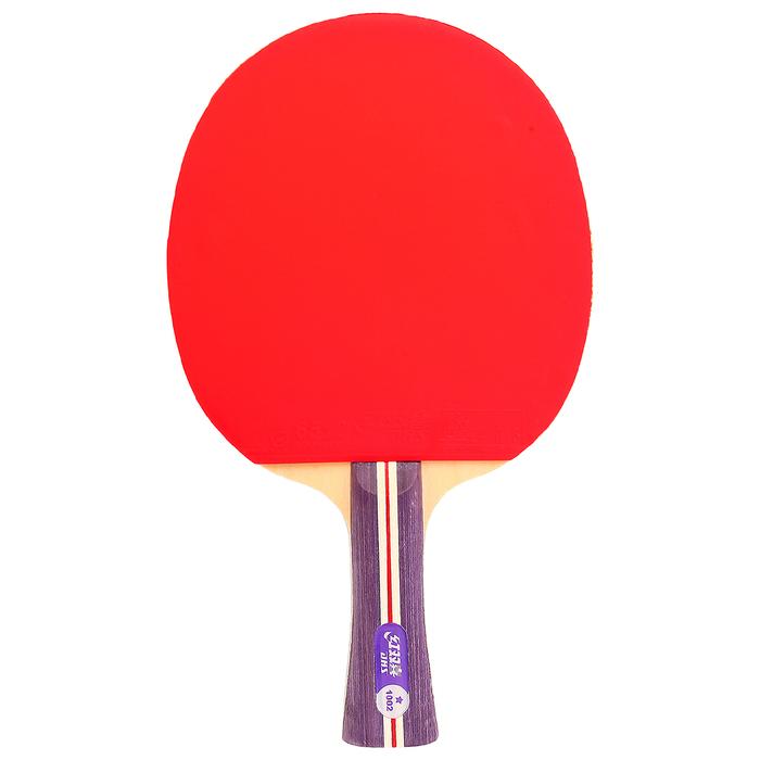 Ракетка для настольного тенниса DHS R1002, 1* коническая  ручка