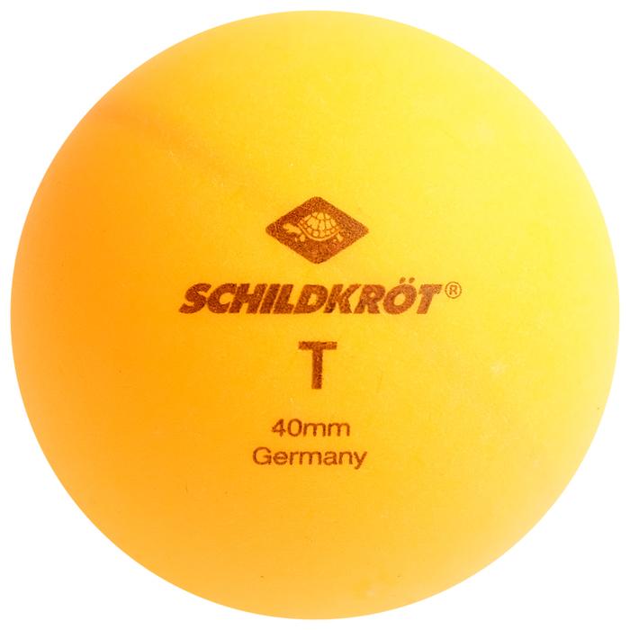 Мячики для н/тенниса DONIC 1T-TRAINING, 6 штук, оранжевый