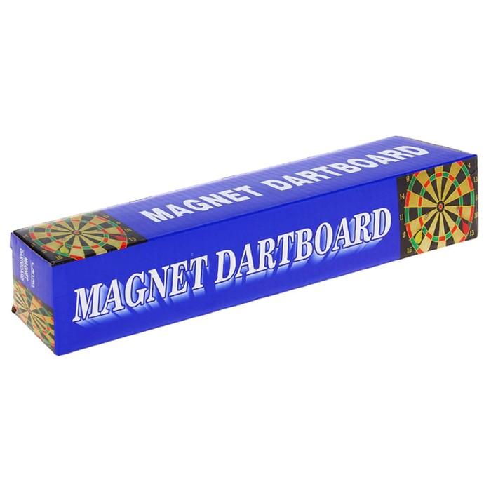 """Дартс 8"""" с магнитным полотном"""