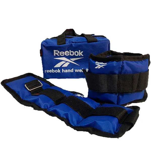 Утяжелители для ног в сумке набор 4 кг