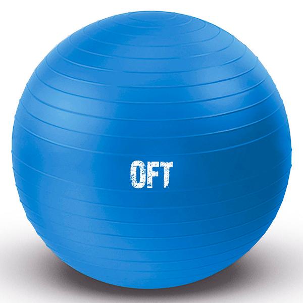 Гимнастический мяч Original FitTools FT-GBR-75BS 75 см