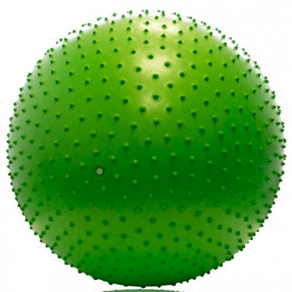 Гимнастический мяч с массажным эффектом Original FitTools FT-MBR65