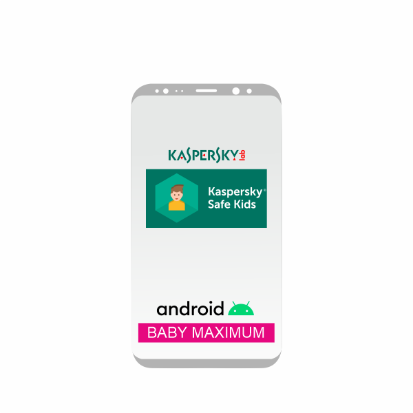 Пакет Android Baby Максимум + Kaspersky Safe Kids