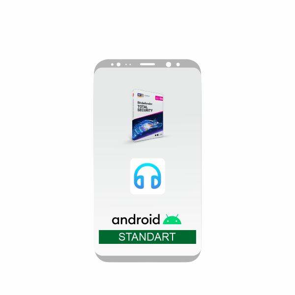 Пакет Android  Стандарт + Bitdefender + Музыка Нур