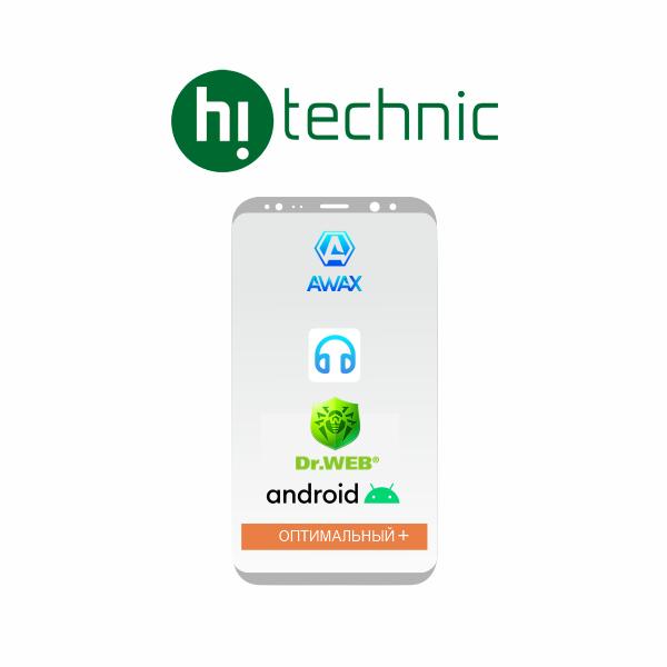 "Пакет ""Оптимальный +"" Android + Dr.Web + Awax + Nur Music"