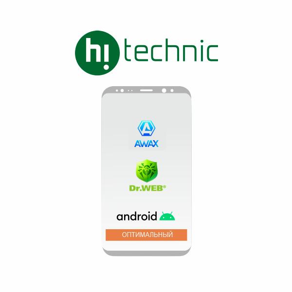 "Пакет ""Оптимальный"" Android + Dr.Web + Awax"