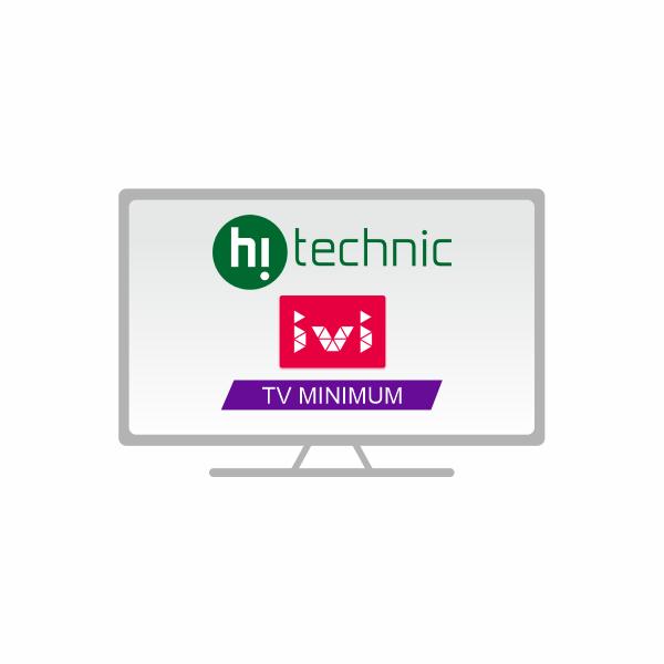"Пакет TV ""Минимум + ivi"""