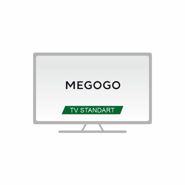 """Комплексное решение для TV  """"Стандарт + Megogo"""""""