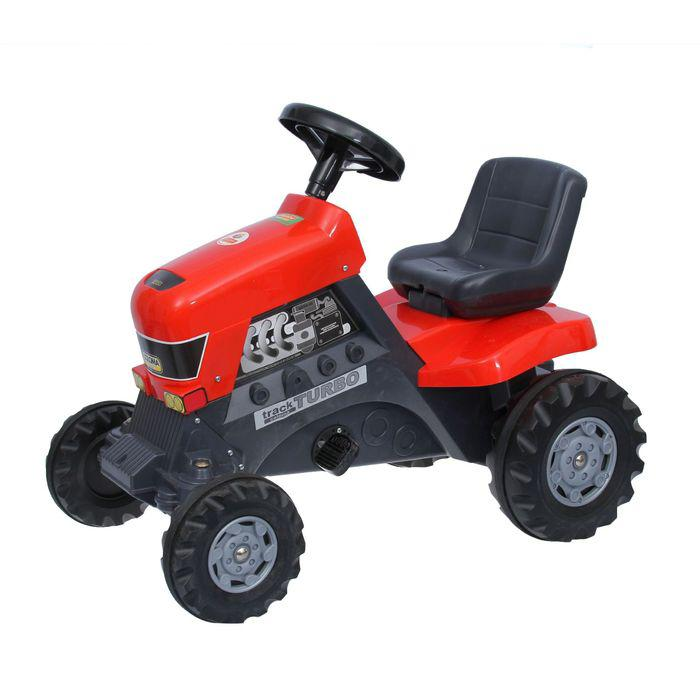 "Толокар-трактор с педалями ""Turbo"""