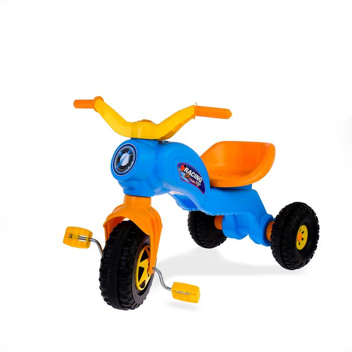 Велосипед трёхколёсный «Чемпион», голубой