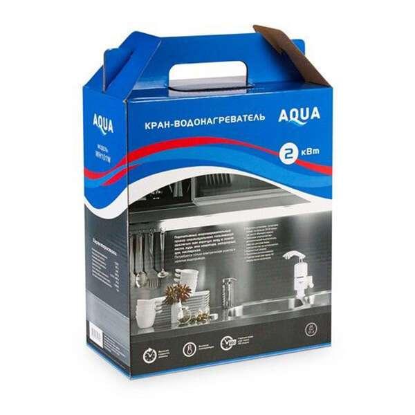 Кран-водонагреватель Aqua WH101W